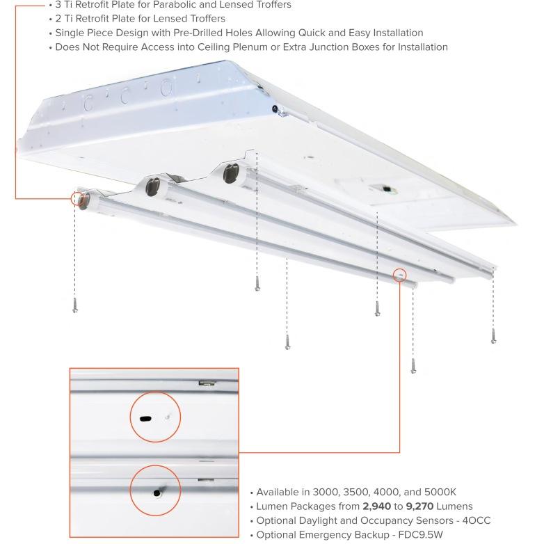 ESL Vision, Ti Kit Series-4