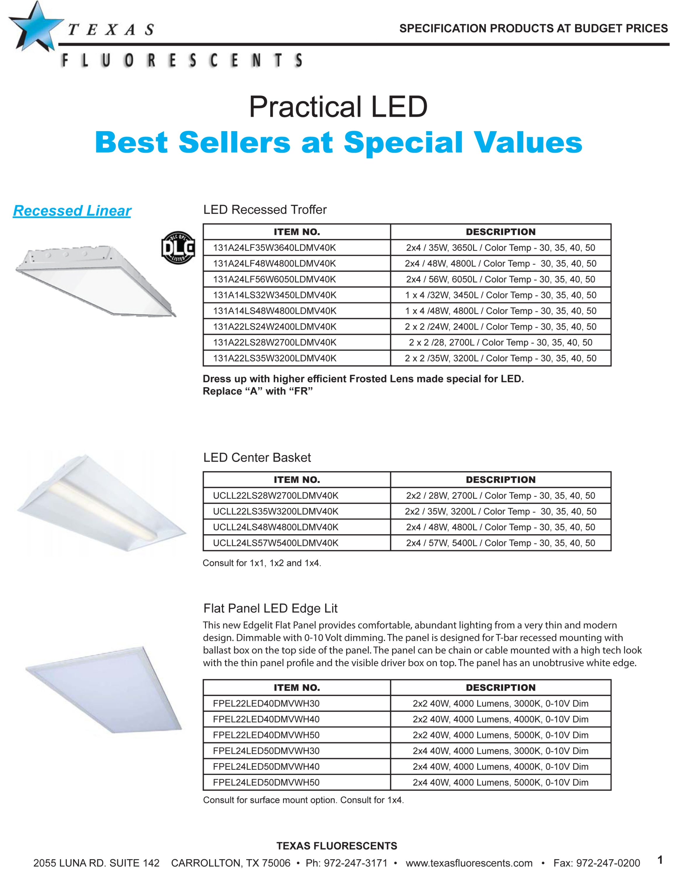 LED_Best-Sellers_Eblast[Nov2015]UNPRICED.indd