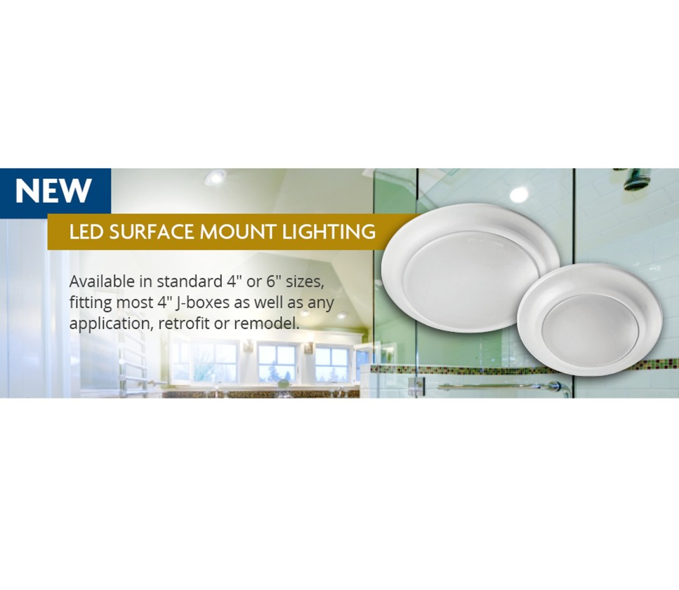 New Surface Mounting lights