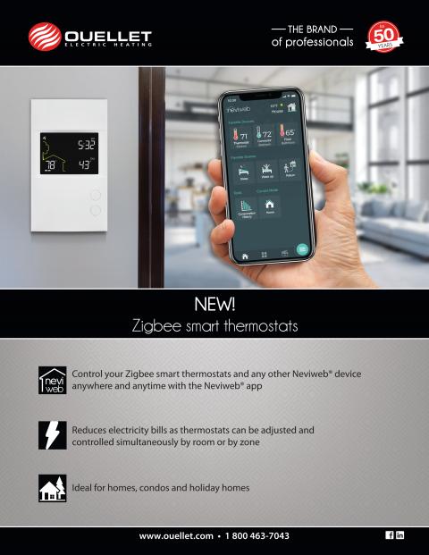 Ouellet Smart Thermostat Pg 1