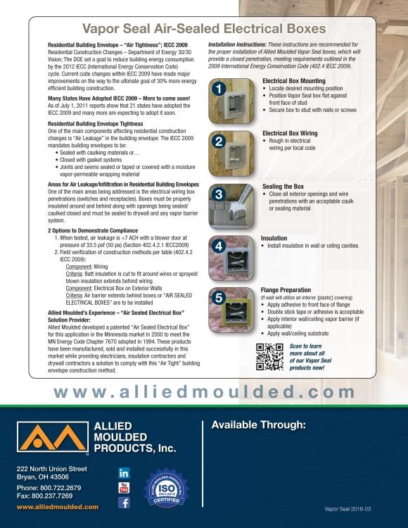 Allied Vaporseal Brochure Pg4